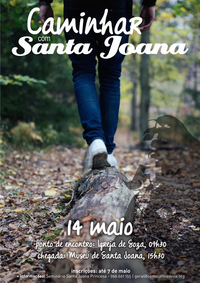 Caminhar com Santa Joana